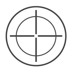 Target circle vector