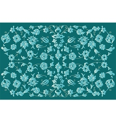 Artistic ottoman pattern series fourty six vector