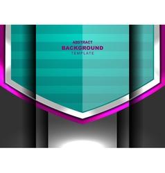 Modern elegant background design vector