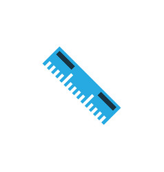 measurement colorful icon symbol premium quality vector image