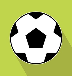 Soccer Icon vector image vector image