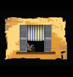 window design vector image vector image
