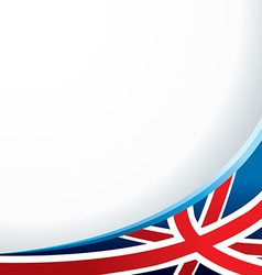 England flag background vs vector