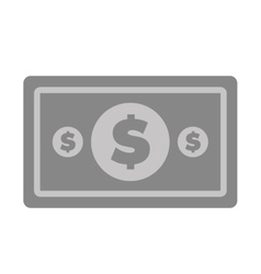 Cash money bill icon image vector