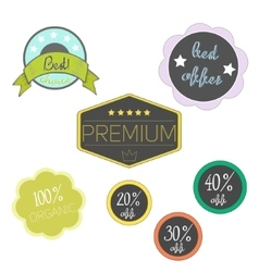 Special label vector