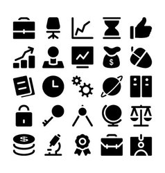 Finance and money icons 1 vector