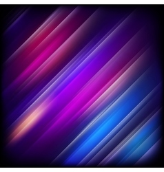 Abstract background with colorful shining EPS 10 vector image vector image