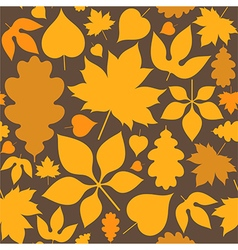 Fall Abstract background vector image