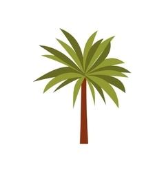 Palma icon flat style vector