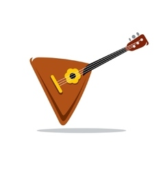 Balalaika Cartoon vector image