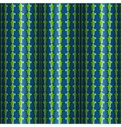 Rotating rollers dancing people optical seamle vector