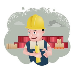Worker preview vector