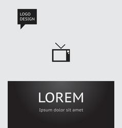of cinema symbol on ultra vector image
