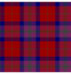 Pride of scotland autumn tartan texture seamless vector image