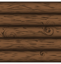 Brown wood simple background eps10 vector