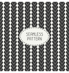 Geometric abstract striped seamless pattern with vector