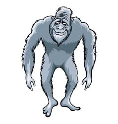 Bigfoot vector
