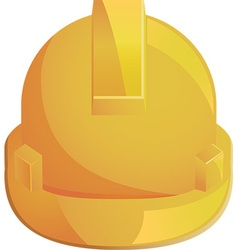 Hardhat icon vector