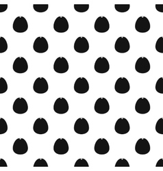 Avocado pattern simple style vector image