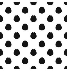 Avocado pattern simple style vector