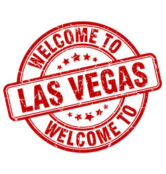 Welcome to las vegas vector