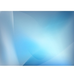 Abstract blue business technology colorful vector image vector image