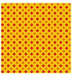 pattern circles vector image vector image