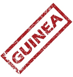 New guinea rubber stamp vector