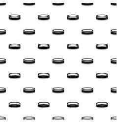 Puck pattern vector