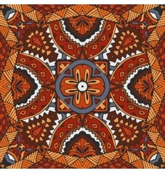Indian seamless pattern tribal ethnic vector