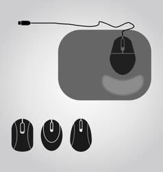 Mouse set vector
