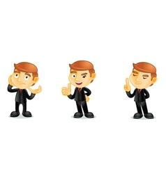Businessman 2 vector image