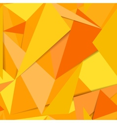 Abstract background of paper scraps vector image