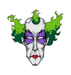 Clown 2 vector
