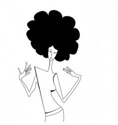 sketch vector image vector image