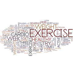 Fitness and you re health text background word vector