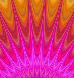 Abstract geometric flames from hell vector