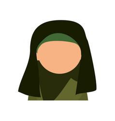 jew woman shayla vector image