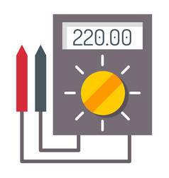 Multimeter electrical measurement technology vector