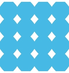 Diamonds straight pattern vector