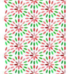 Abstract seamless pattern modern stylish texture vector image vector image