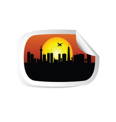 City color vector