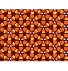 Helloween pattern vector image vector image