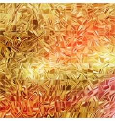 Hot mosaic background template EPS 10 vector image vector image