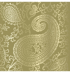 Ornamental Design vector image vector image