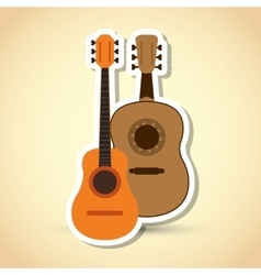 Instrument icon design vector