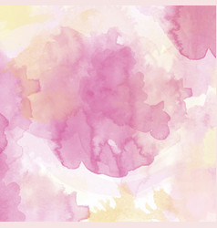Watercolor texture with soft tones vector