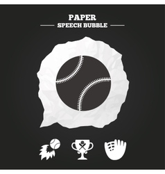 baseball mitt a symbol of companionship Study american lit symbol- allie's baseball glove notes from ashley k.
