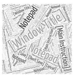 Black cohosh root word cloud concept vector