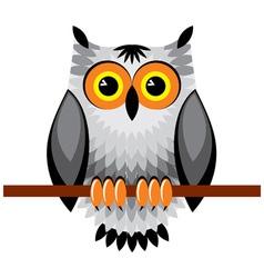 owl vs vector image